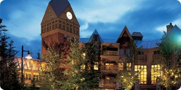 Club Intrawest- Whistler timeshare resale points extraordinary escapes
