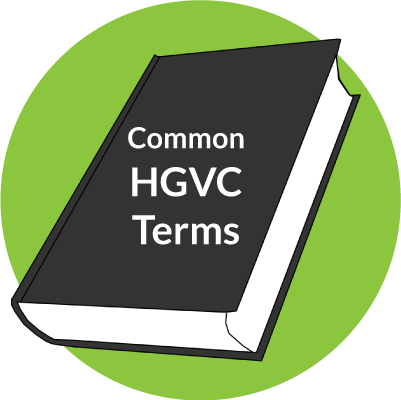 Common HGVC terms in article