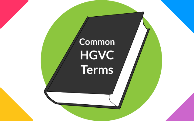 Common HGVC terms