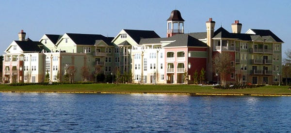 Disney's Saratoga Springs Resales