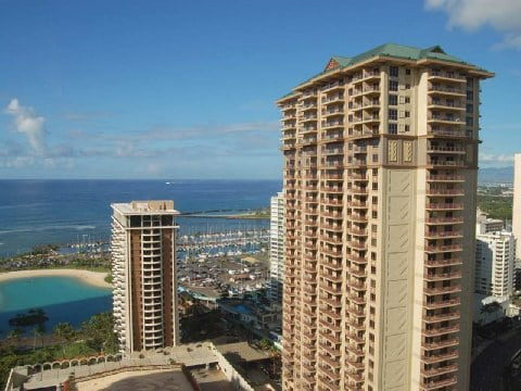 24000 Points at Hilton Grand Waikikian Varies
