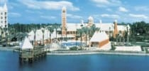 8400 Points at Hilton SeaWorld 3 Bed