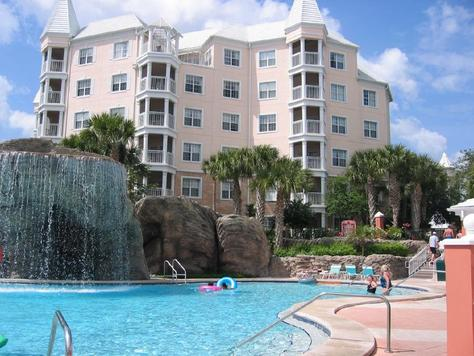 8400 Points at Hilton Marbrisa 2 Bedroom Plus