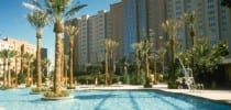 Hilton Grand Vacations Club at the Flamingo timeshare resale platinum points