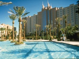 5000 Points at Hilton Flamingo 2 Bed