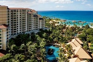 Ko Olina Beach Club Points Charts