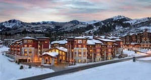 3500 Points at Hilton Sunrise Lodge Studio Plus