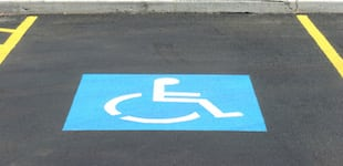 timeshare accessibility for disabled person