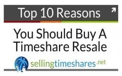 Top 10 Reasons to Buy Timeshare