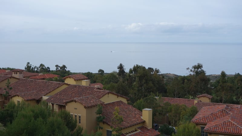 View From Balcony - Newport Coast