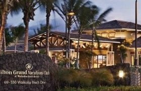 8400 Points at Hilton Waikoloa 2 Bed Plus