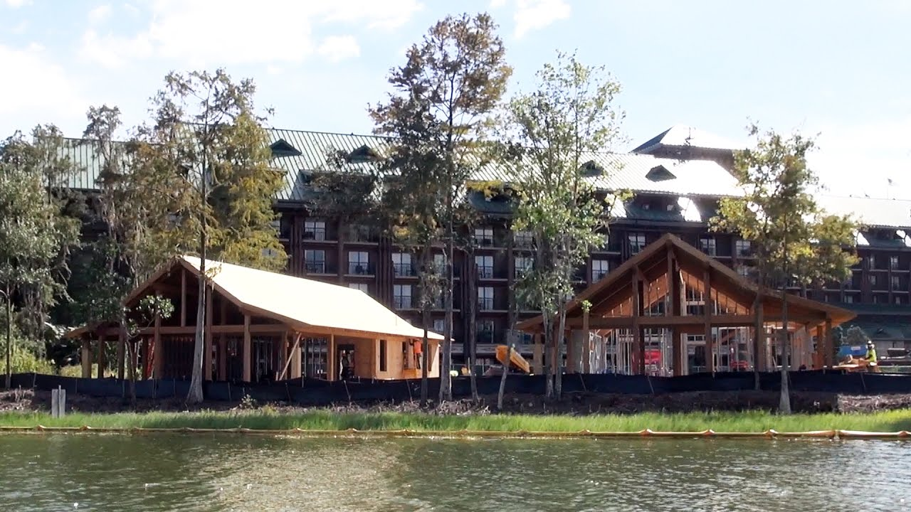 Disney's Copper Creek Wilderness Lodge Resales