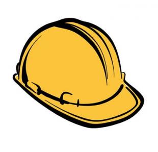 hardhat safety logo