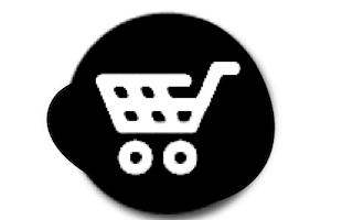 shopping cart icon thumbnail